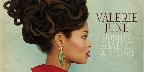 valerie june pushin against a stone