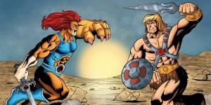 He-Man Lion-O