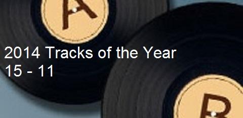 Tracks of 2014 - 15-11
