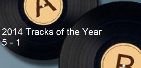 Tracks of 2014 - 5-1